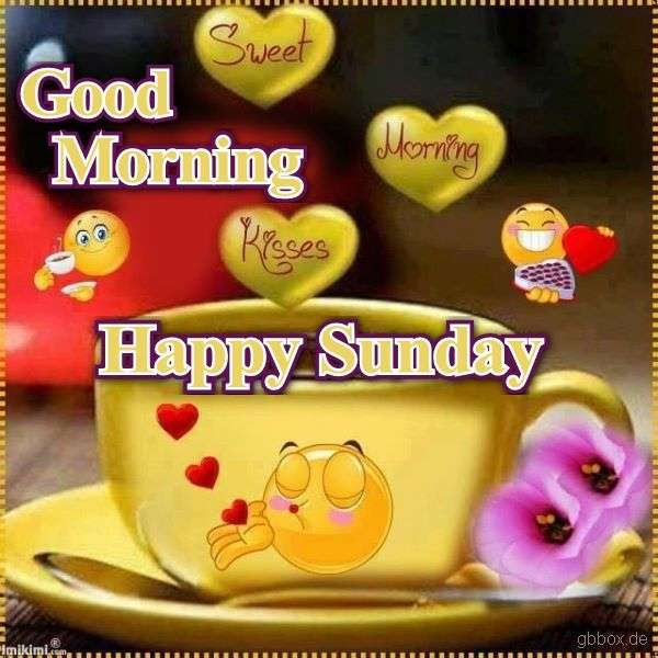 Happy Sunday Goodmorningpicscom