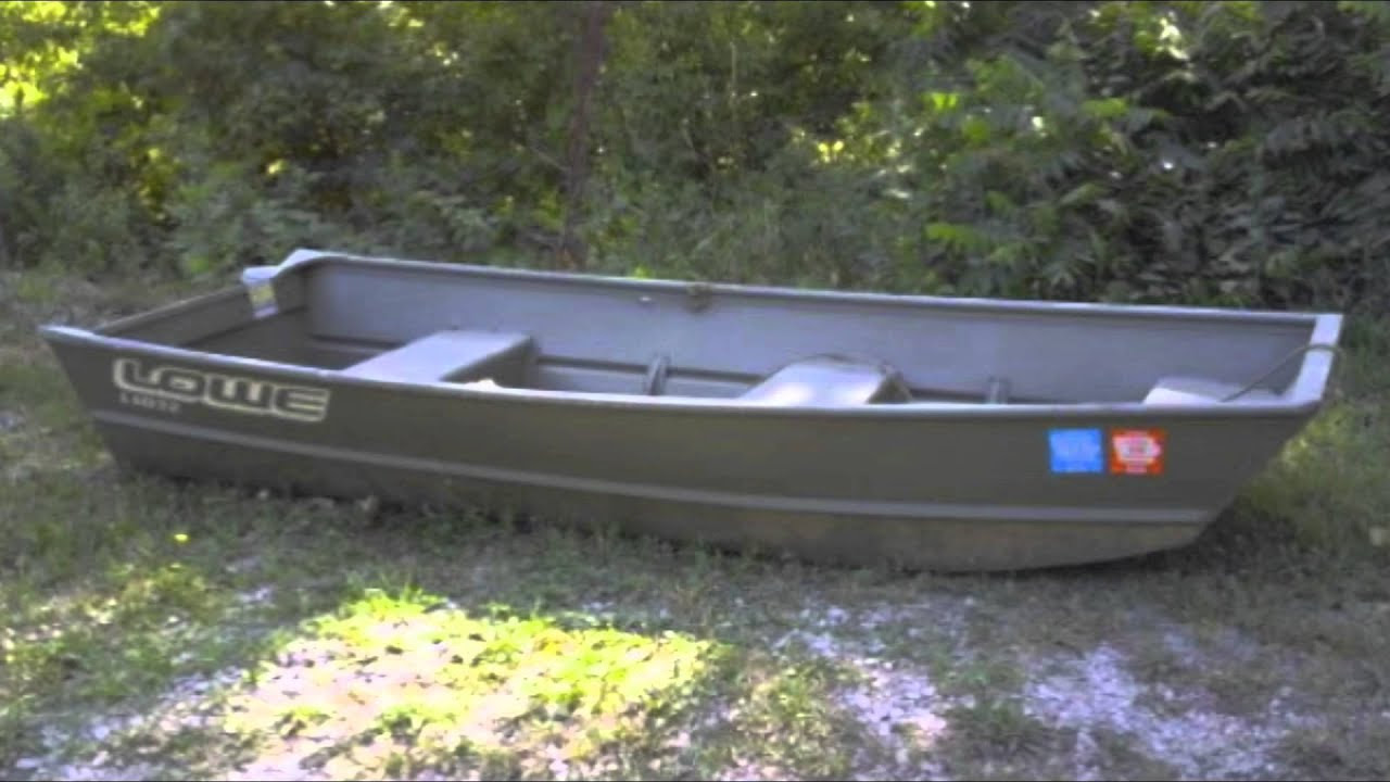 New & Used Jon Boats For Sale From Aluminum Welded Lowe or Tracker to