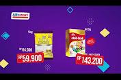 Harga Promo JSM Alfamart Weekend Terbaru 10 - 12 Januari 2020