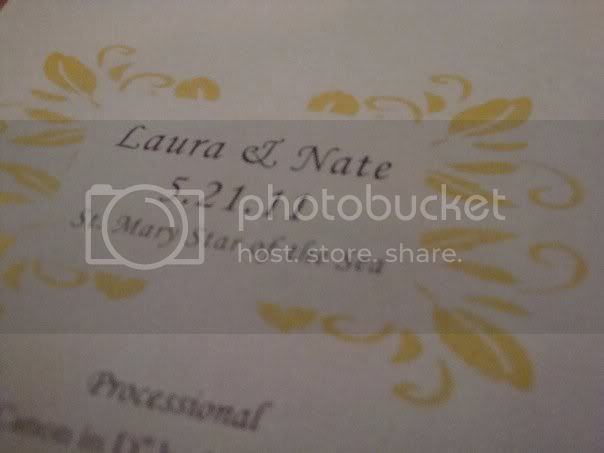 Laura and Nate program
