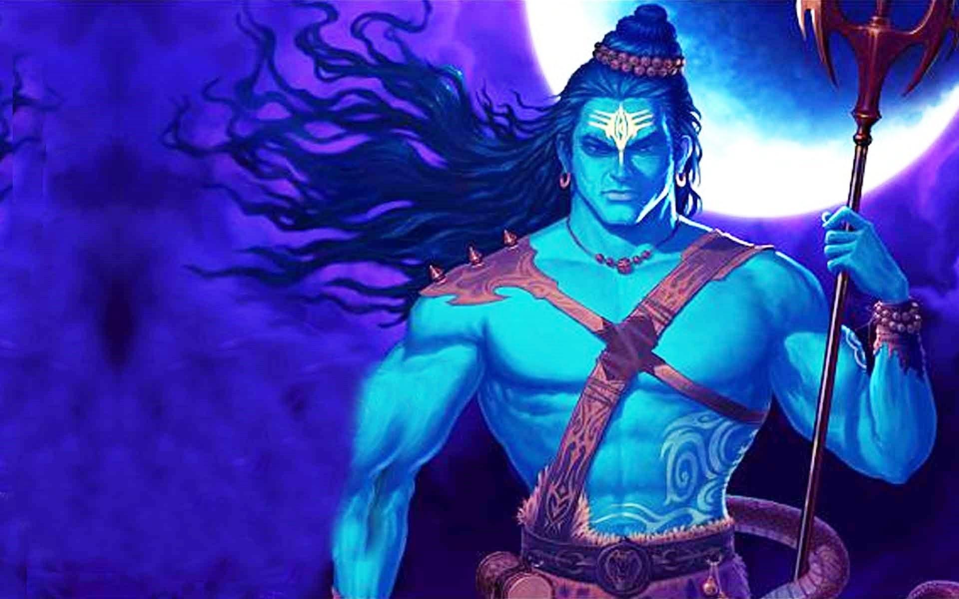 Shiva God Wallpaper Hd 3d Wallpapershit