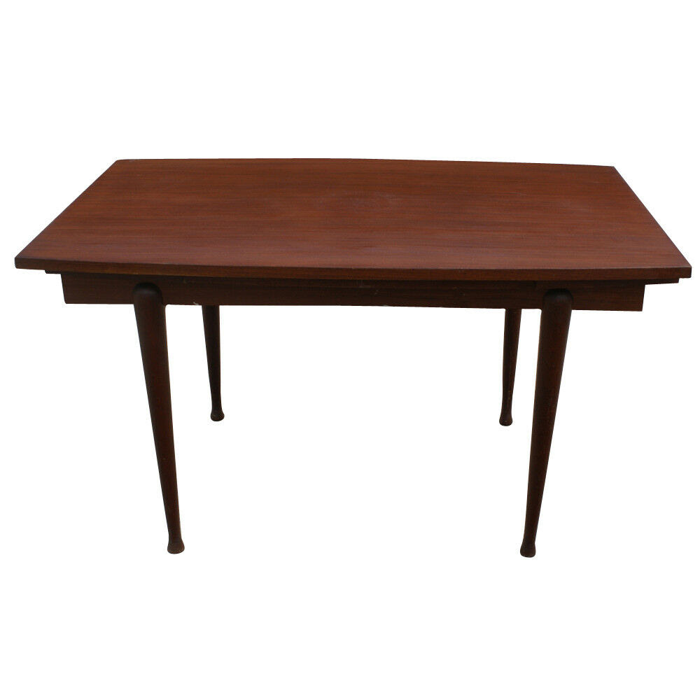 Vintage Danish Mahogany Dining Extension Table MR10464  eBay