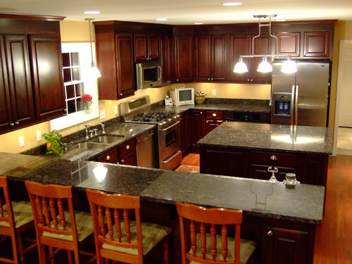 Design Cabinet Layouts with Semi-Custom Cabinetry