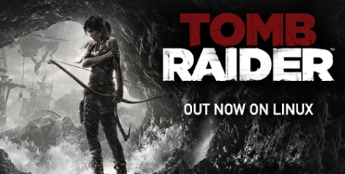 Tomb Raider now available for Linux