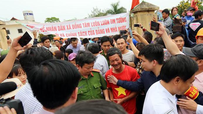 Đồng Tâm Mỹ Đức, Nguyễn Đức Chung, huyện Mỹ Đức, xã Đồng Tâm