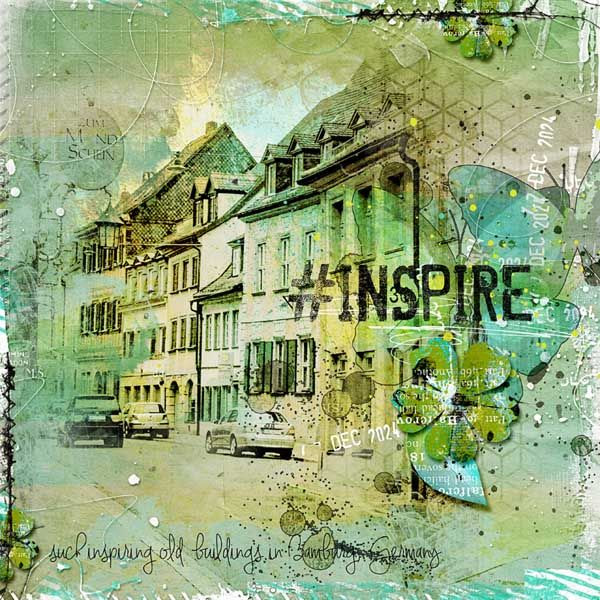 """INSPIRE"" from the gallery at Real Life Scrapped For the second Creative Challenge on Rachel's blog http://www.captivatedvisions.co.uk/index.php/blog/entry/creative-challenge-2 Made with  Create, Captivate & INSPIRE: Signature Collection by Captivated Visions at Scrapbook Graphics  http://shop.scrapbookgraphics.com/Create-Captivate-and-INSPIRE-Signature-Collection.html"