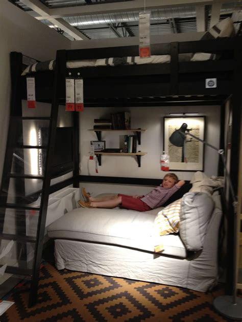 bedroom ideas gorgeous ikea loft bed design ideas