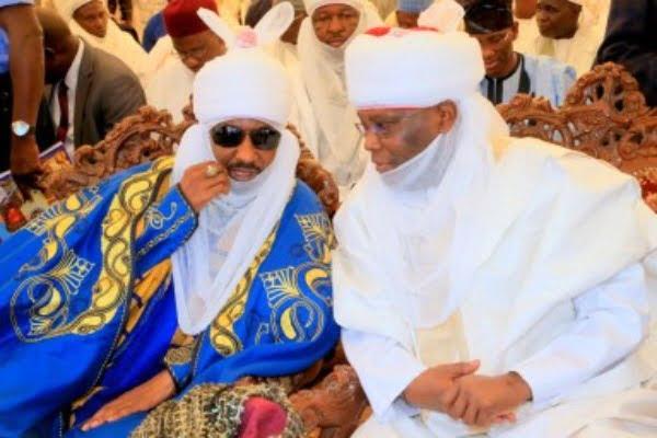 Emir Sanusi, Atiku