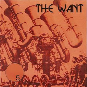 The Want - 5 O'Clock Orange Album Cover