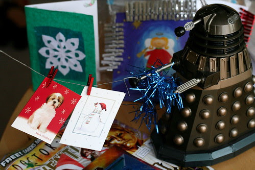 What's a Dalek have to do with it?