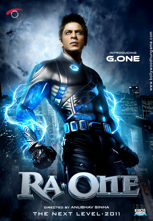 Ra.One official trailer 2
