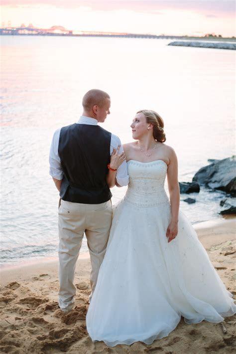 Chesapeake Bay Beach Club Wedding   Amy & Cody   Christa