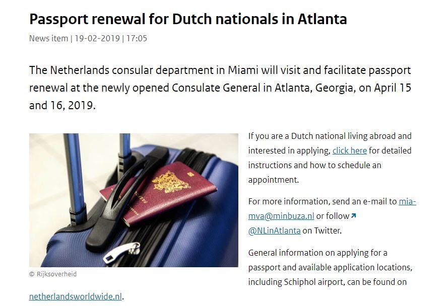 Passports Atlanta