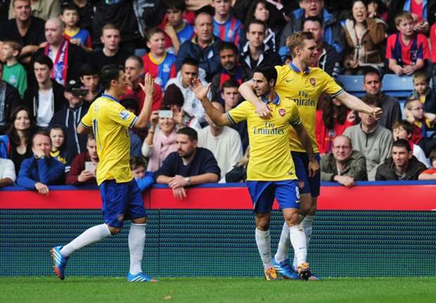 Arsenal face crunch period as tightest title race ever hots up