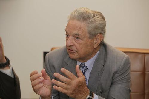 George Soros: l'investisseur milliardaire