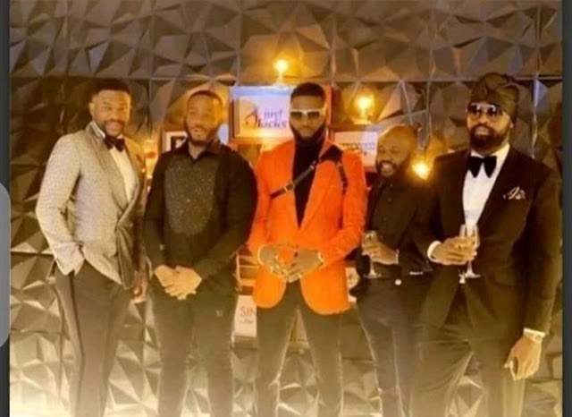 BUSTED!!! Photo Of Ebuka Chilling With Kiddwaya Before BBNaija Surfaces Online