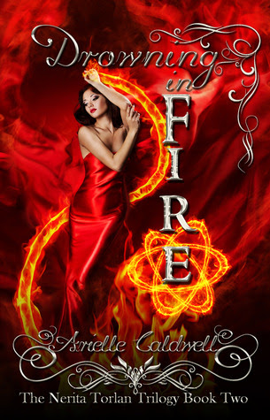 Drowning in Fire (Nerita Torlan Trilogy, #2)