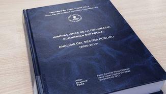 La tesi doctoral de Pedro Sánchez (EFE)