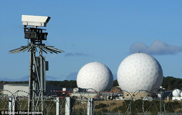 Monitoring: The NSA and Britain's GCHQ have neither confirmed nor denied that they have been spying on the personal details of up to 50 million virtual gamers