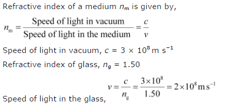 CBSE NCERT Class X (10th) | Science, NCERT Solutions for Class 10th Science: Chapter 10 Light Reflection and Refraction, NCERT CBSE Solved Question Answers, KEY NOTES, NCERT Revision Notes, Free NCERT Solutions Online