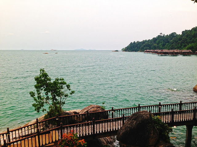 Pangkor Laut Resort Uncle Lim Restaurant
