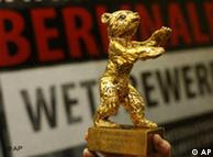 A Golden Bear award is the top prize at this month's film festival.