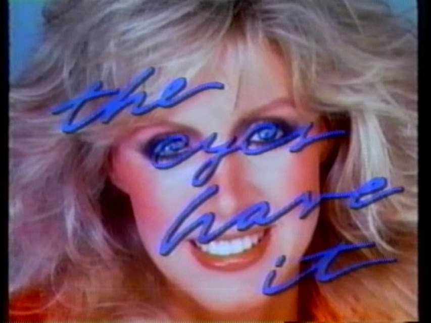 Donna Mills: The Eyes Have It (1984) Donna Mills