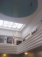 Shoreham Airport, Terminal interior