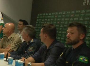 Chapecoense vai 'praticamente começar do zero', diz vice-presidente do clube