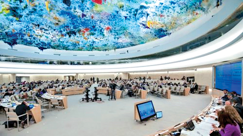 Sri Lanka's UPR Report to be adopted today
