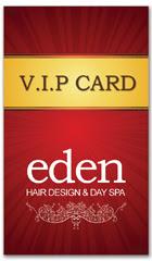 CPS-1040 - salon coupon card