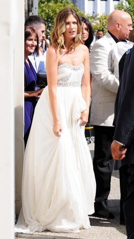 The Best Dressed Celebrity Brides of All Time   Beautiful