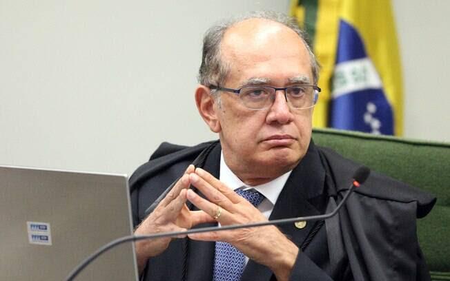 Ministro do STF Gilmar Mendes foi ouvido discutindo em tom exaltado sobre vazamentos
