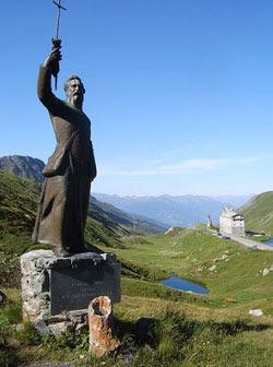 Image of St. Bernard of Montjoux