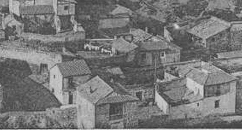 Torre del Hierro de Toledo en 1895