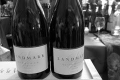 SF Chefs 2011 Landmark wines