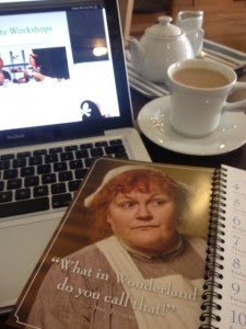 Downton Abbey Mrs Patmore