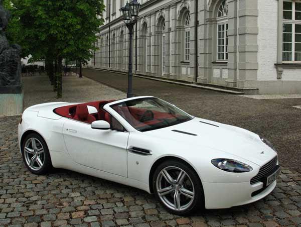 2010 Aston Martin V8 Vantage Review Secret Entourage