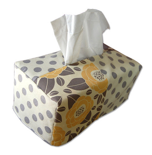 Reversible Tissue Box Cover