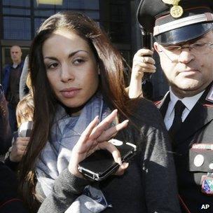 Karima El Mahroug. Photo: May 2013