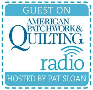 pat sloan radio show blog button