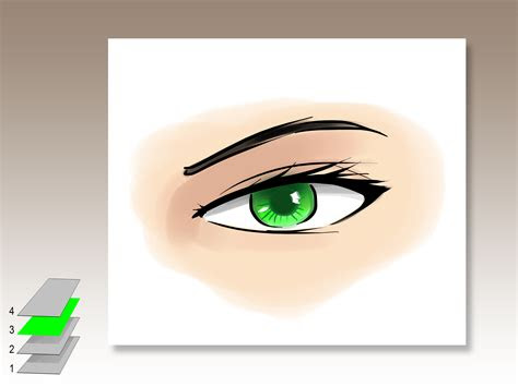 draw anime eyes   computer  pictures