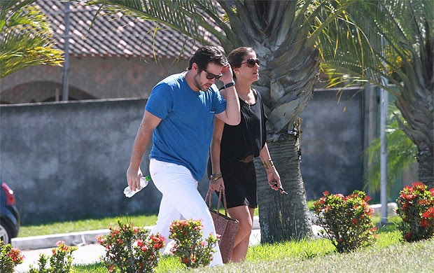 Murilo Benicio (Foto: Clayton Militao/Fotorio News)