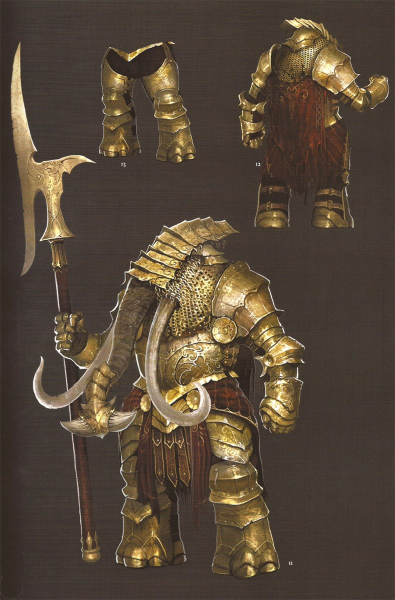 Primal Knight