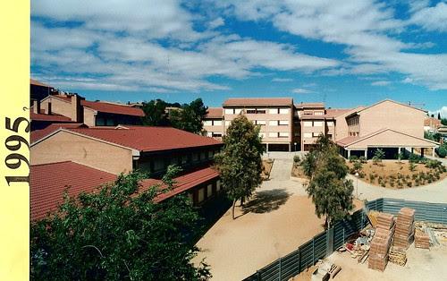 Colegio de Infantes de Toledo en 1995