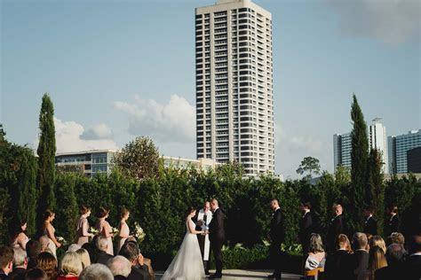 CHERIE FLORES GARDEN PAVILION WEDDING HERMANN PARK