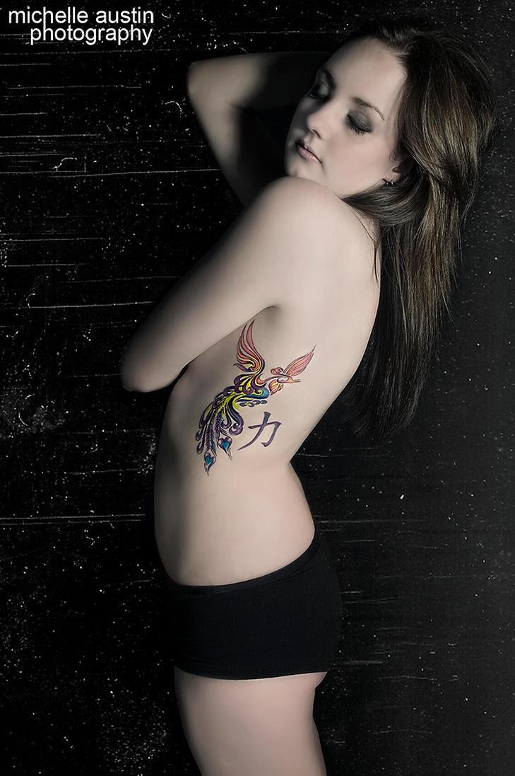 kate's tattoo I.