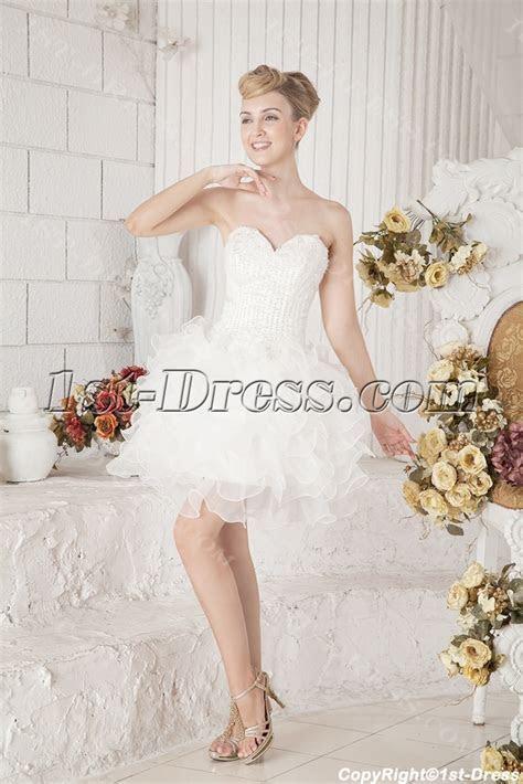 Short Puffy Sweet Sixteen Party Dresses:1st dress.com