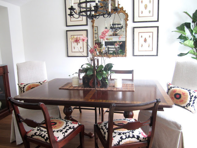 Classically Casual Dining  Transitional  Dining Room  by classic\u2022casual\u2022home