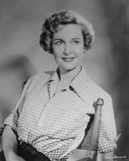 IMG DIANA DOUGLAS, Actress